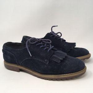 Clarks Somerset Loafer Mabel Oxford Size 6.5